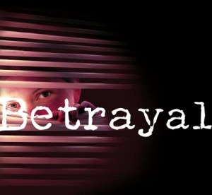 Betrayal by a loved one is one of the most difficult experiences in life.