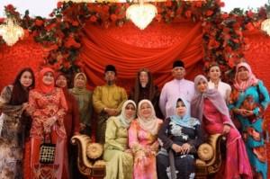 Family Wedding (brunei)