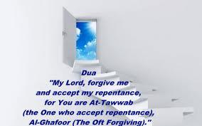 repent forgive