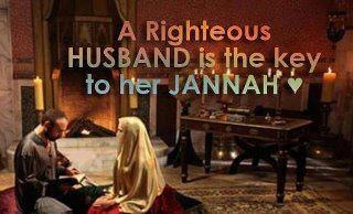 A Righteous Husband is what you want