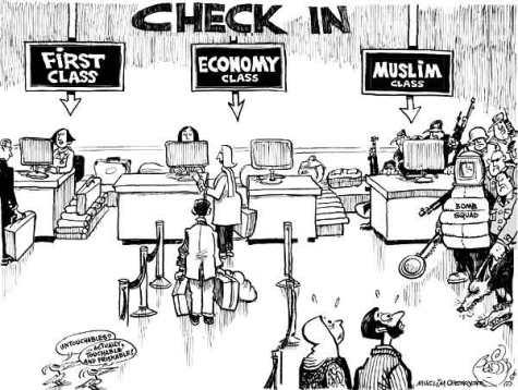 Flying-while-Muslim