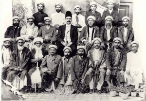 Ismaili Muslim settlers.