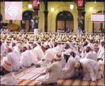 The event marked 50 years of mass weddings in the community in India, where most Bohra Muslims live.