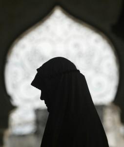 Malaysian Muslim woman