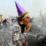 Eid-ul-Fitr in Tahrir Square in Cairo, Egypt, 2011