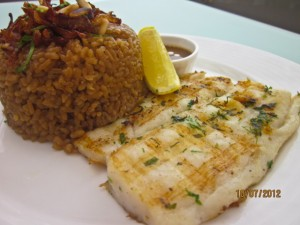 Ramadan recipe: Fish sayadiya