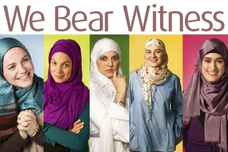 Women Muslim converts