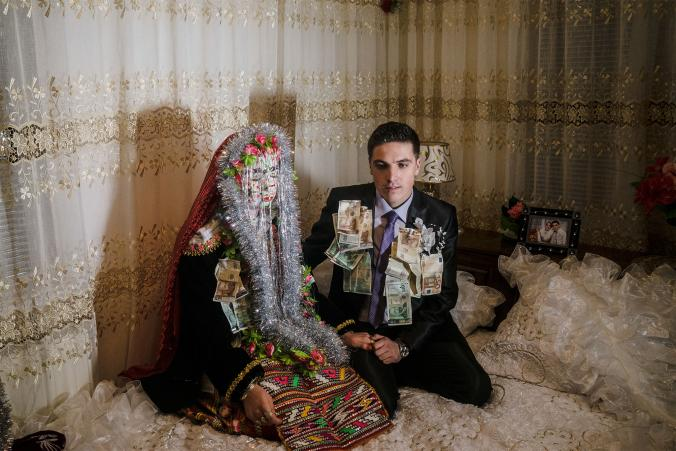 Bulgarian Muslim wedding night