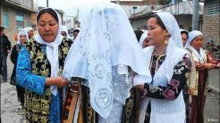 A Kazakh wedding in the town of Gorgan