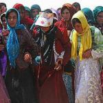 A wedding held by the Yarmataqlu tribe in Hamadan provinceo of Iran.