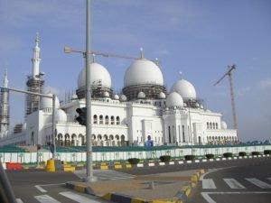 Residant aux Emirats Arabes Unis cherche femme pour zawaj