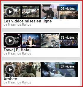 10 vidéos les plus regardées sur Zawaj Al halal
