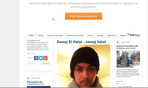 Une nouvelle expérience Web avec vous sur le blog zawaj