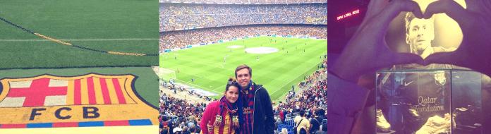 Zawsze na wakacjach Barcelona Camp Nou