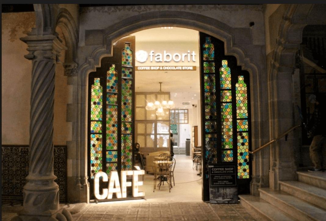 Klimatyczne Kawiarnie Barcelona