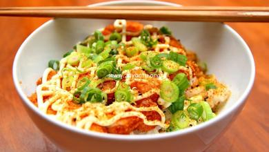 Photo of Quick Recipe – Healthy Asian Noodle with Spring Onion