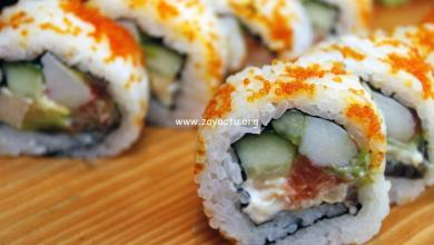 Photo of Shushi – The Fine Art In Food