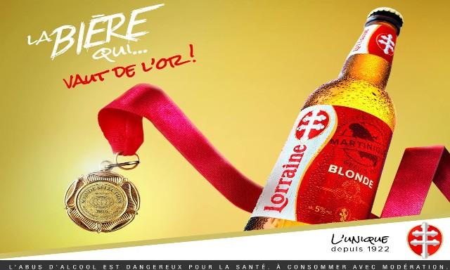 #ZayActu : La Bière Lorraine médaillée d'or à Bruxelles au concours de Monde Sélection   ZayRadio.org