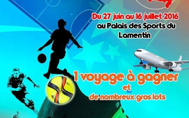 "#ZayActu : L'Association La Relève Lamentinoise organise ""Futsal Cup"" du 27 juin au 16 juillet 2016 | ZayRadio.org"