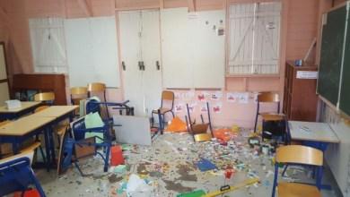 Photo of #ZayActu : L'école primaire JB Rouam des Terres-Sainville à Fort-de-France a été vandalisée | ZayRadio.org