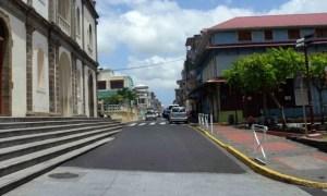 #ZayActu : Travaux de modernisation de la rue Schoelcher dans le Centre-Ville du Lamentin du 18 au 20 mai 2016 | ZayRadio.org