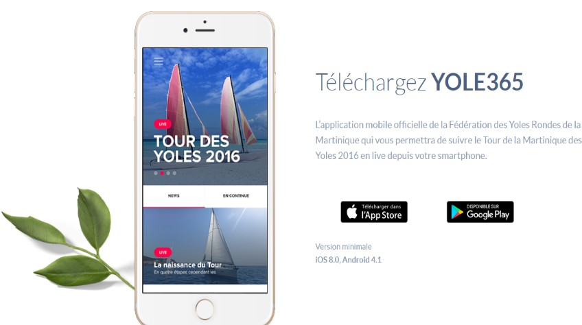 application yole365