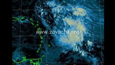Photo of L'onde tropicale traversera la moitié nord de l'arc Antillais cette nuit