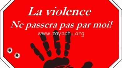 Photo of L'association contre la non violence aux Antilles révoltée par l'accroissement de la violence