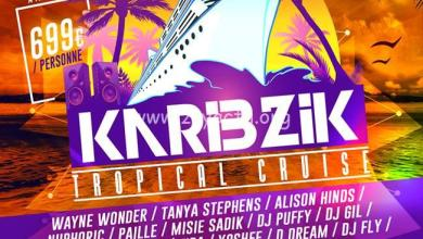 Photo of L'édition 2017 du festival Karibzik se tiendra du 11 au 18 mars 2017