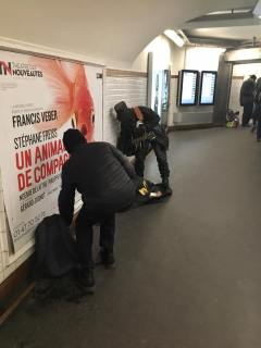 Solidarité SDF Paris 3