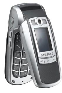 Samsung E720 sortie en 2005