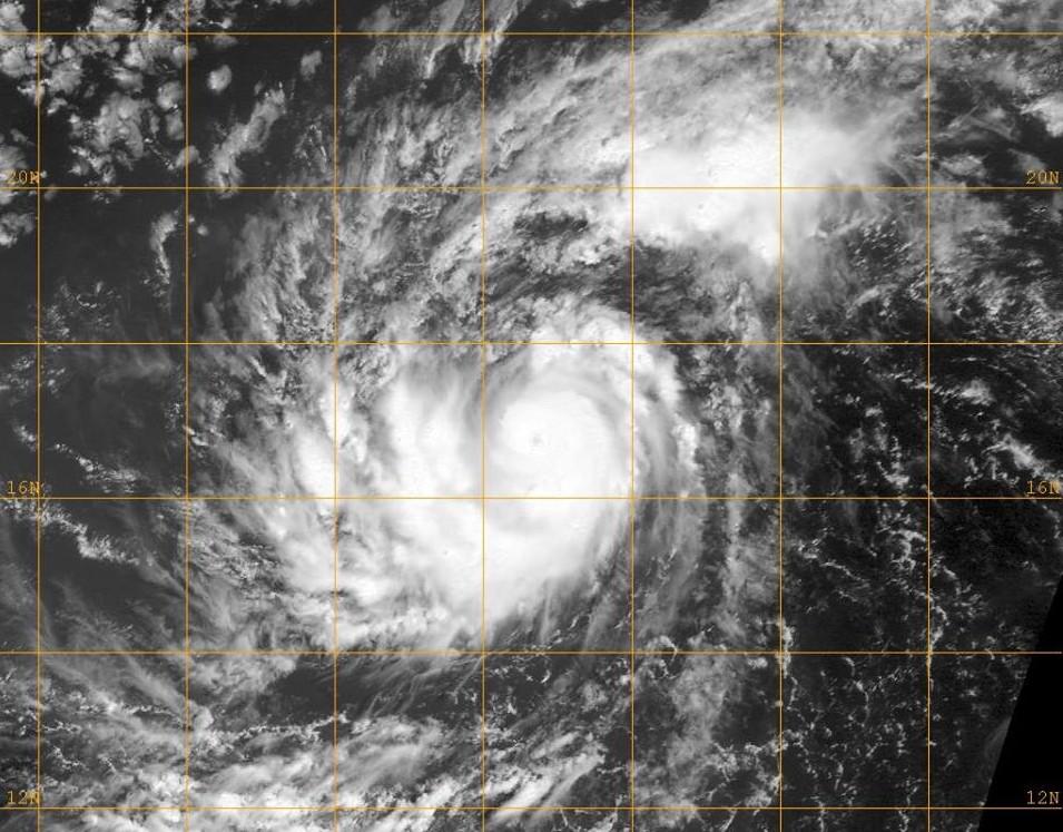 L'ouragan Irma passe en catégorie 4
