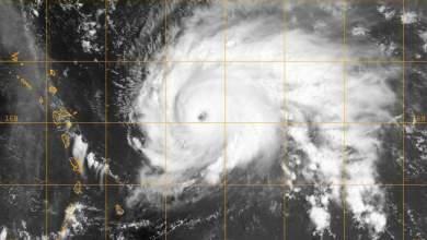 Photo of José continue de se renforcer et passe en ouragan de catégorie 4