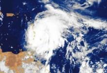Photo de Maria continue de se renforcer et passe en ouragan de catégorie 2