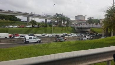 Photo of Opération molokoy : autoroute bloquée dans les deux sens