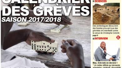 """Photo of Insolite : """"Recherche d'un gréviste qualifié"""". Le Franche-Antilles spécial grève dévoilé"""