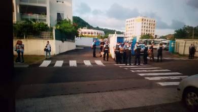 Photo of Des produits stupéfiants et des armes saisis aux abords d'établissements scolaires en Martinique