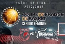 Photo de Trophée Coupe de France Basket féminin : Gauloise Trégueux c'est ce soir à 20H en direct sur ZayActu