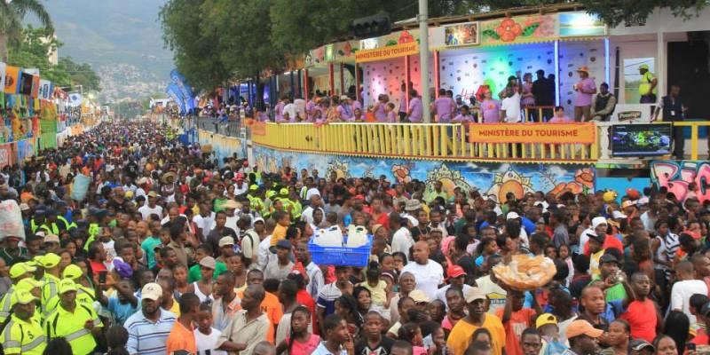 Carnaval en Haïti