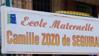 Photo of L'école Zozo de Seguinran à Ducos fermée pour raison sanitaire