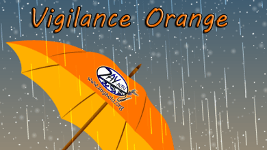 Photo of La Martinique passe en vigilance orange pour fortes pluies et orages