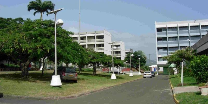 Lycée Frantz Fanon de Trinité