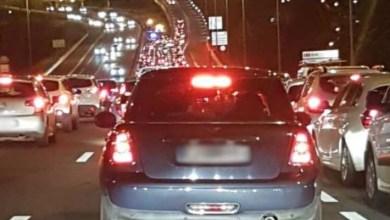 Photo of Autoroute fermée sous le pont de Chateauboeuf suite à un accident