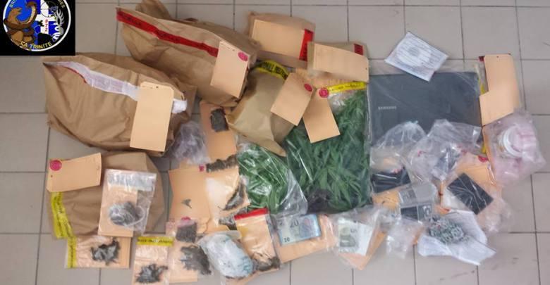 Trafic de stupéfiants : 7 personnes interpellées