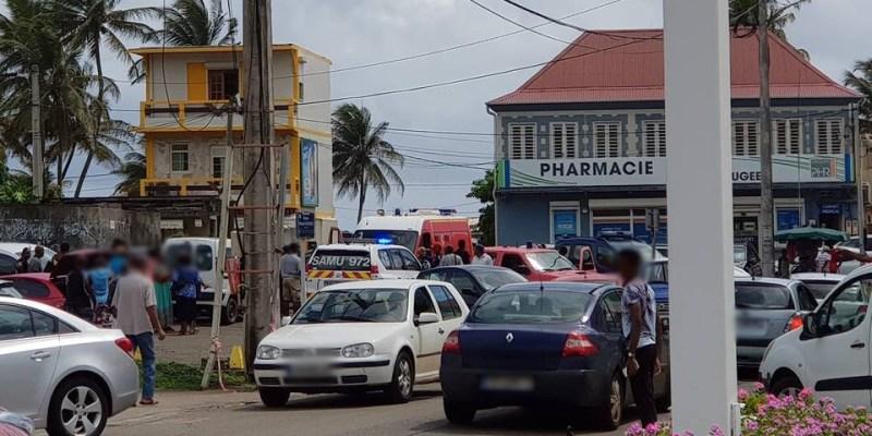 Un homme succombe à un malaise au bourg de Sainte-Marie