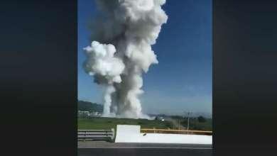 Photo of Un entrepôt de feux d'artifice explose au Mexique et fait 19 morts et 40 blessés