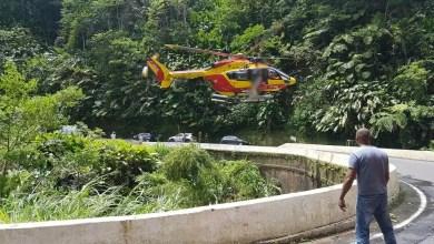 Photo of Un homme tombe dans un ravin entre Ajoupa-Bouillon et le Morne-Rouge