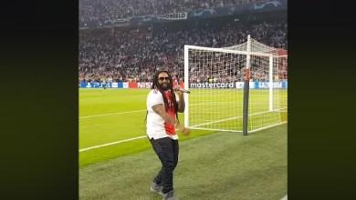 Photo of (VIDÉO) Le fils de Bob Marley fait chanter plusieurs milliers de supporters de l'Ajax