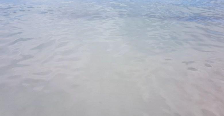 Guadeloupe : des baigneurs malgré la vigilance rouge cyclone. Intervention de la police nationale