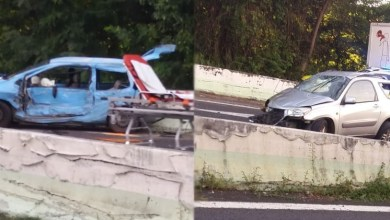 Photo of Un accident de la route à Case-Pilote fait 3 blessés dont un grave